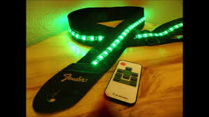 regular aa battery operated led strip by customledkits com youtube