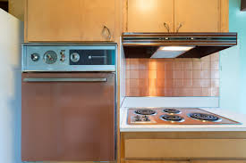 mid century modern kitchen appliances a little midcentury time capsule for 250k curbed seattle