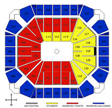 Arena Maps Seating Maps