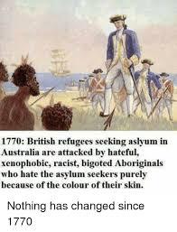 Seeking Australia 1770 Refugees Seeking Aslyum In Australia Are Attacked By