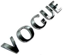 range rover logo chrome letters vogue for range rover p38 classic badge tailgate