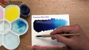 liquitex professional acrylic ink prussian blue hue 320 youtube