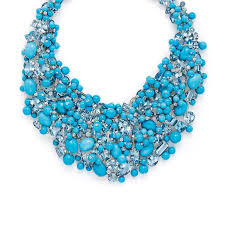 blue bib necklace images Tiffany blue book turquoise bib necklace jpg