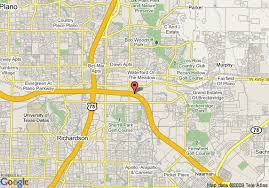 map plano plano map travel map vacations travelsfinders