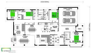 bellmere 268 single storey house design stroud homes