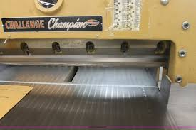 challenge champion mcpb paper cutter item 6093 sold may