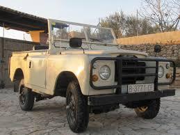 land rover santana 88 land rover santana 88 portal compra venta vehículos clásicos