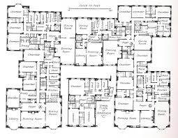 mansion house plans modern historic victorian floor p plan
