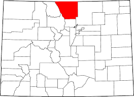 Map Of Loveland Colorado by Fort Collins U2013 Loveland Metropolitan Statistical Area Wikipedia