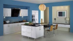 wall kitchen ideas blue walls in kitchen creative design idea kitchen