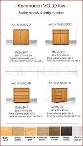 kommoden in buche volo schlafzimmer kommode vh80 6s1d buche massiv hochkommode ebay