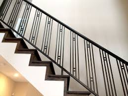 Indoor Handrails For Stairs Contemporary Best 25 Metal Railings Ideas On Pinterest Modern Railing Metal