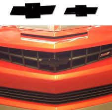 2014 orange camaro 2014 2015 camaro black bowtie emblem chevymall