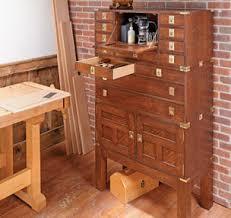 Tool Cabinet Wood Workshop Storage Woodsmith Plans
