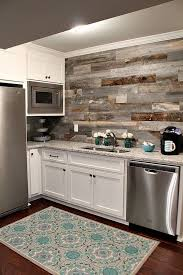 wood backsplash kitchen 30 awesome kitchen backsplash ideas for your home wood