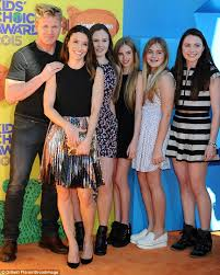 gordon and tana ramsay take gorgeous daughters to choice