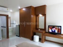 kat8375 1 bedroom studio apartment in kata phuket rent house