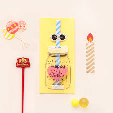 edition birthday greeting card