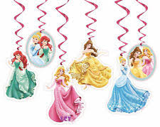 Disney Princess Party Decorations Princesses Party Balloons And Decorations Ebay