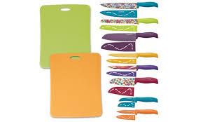 farberware kitchen knives farberware runway pattern cutlery set 18 groupon