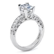 tacori crescent engagement ring tacori classic crescent ht2273sol12 channel engagement ring