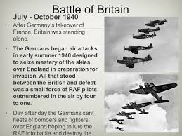 the battle of britain u0026 the air force operation sea lion
