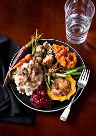 how to survive thanksgiving as a vegetarian