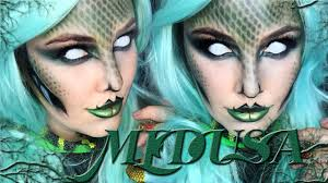 Youtube Halloween Makeup by Medusa Makeup Tutorial Youtube