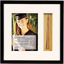 tassel frame graduation tassel and photo frame black walmart