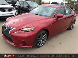 2014 used lexus is 250 new red 2015 lexus is 250 4dr sdn awd f sport series 2 review