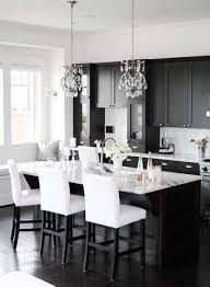 black and white kitchen ideas inside home project design