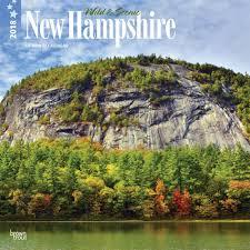 New Hampshire scenery images Wild and scenic new hampshirewall calendar 9781465090621 jpg