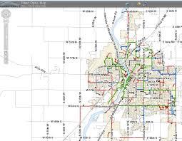 map of idaho map of the existing fiber network idaho falls id