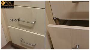 kitchen units repairs royal repair