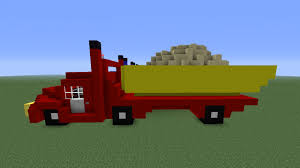 minecraft semi truck wwi trucks minecraft pictures to pin on pinterest thepinsta