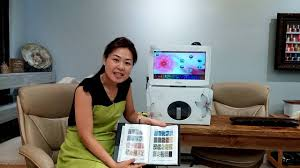 wellness nail spa nail printer system youtube