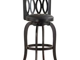 bar stools splendid furniture metal bar stool with back and