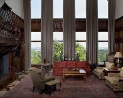 High Window Curtains High Window Curtains Decorating Mellanie Design High Window