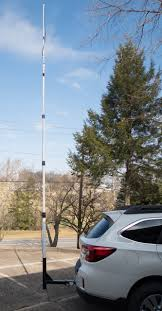 Car Antenna Flags Ham Radio Emcomm Go Kit U2013 Antennas U2013 High On Solder