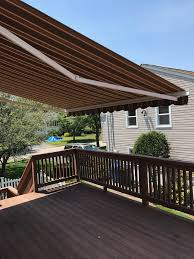 Awning Sunbrella Manufacturers U0026 Installers Of Awnings Decks Patio Covers And