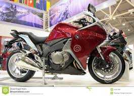 honda vfr motobike honda vfr editorial stock photo image 19207308