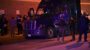 luxury semi trucks cabs baltimore police find a body inside semi truck u0027s cab cnn video