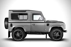 land rover defender black land rover defender 90 t80 by twisted automotive hiconsumption