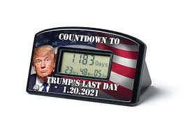 Obama Cool Clock Amazon Com Bigmouth Inc Countdown Timer New Baby Blister