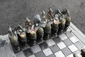 fantasy chess set our favorite diy chess sets make