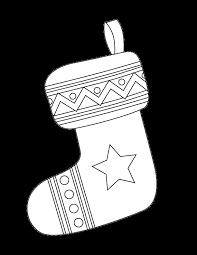Christmas Stockings Coloring Pages Wallpapers9