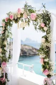 wedding arches coast a moody fall wedding on the amalfi coast wedding flower and