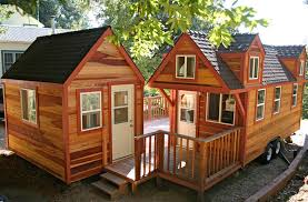 Cost To Build A Modern Home Tiny Homes On Wheels Deserts And Beyond Little House On Wheels
