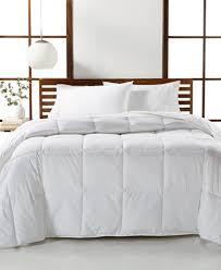 home design alternative comforter hotel collection luxury supima cotton alternative comforter