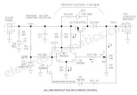 12v solar charge controller circuit